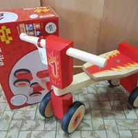 Bellissimo triciclo in legno € 34.90